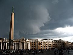 storm to roma