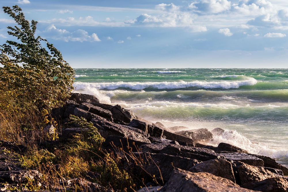 Stormy Winds in Prince Edward County