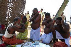 Story Segnungsritual INDIEN am Strand +StoryzumFoto