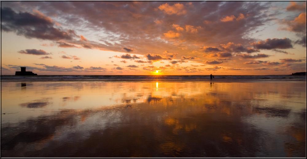 St.Ouens Sunset