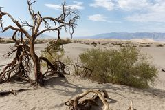 Stovepipe Wells im Death Valley