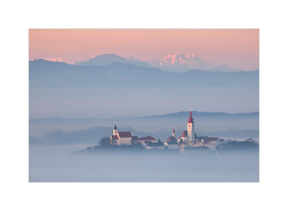 Straden und die Steiner Alpen