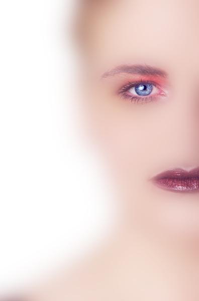 strahlende Augen...