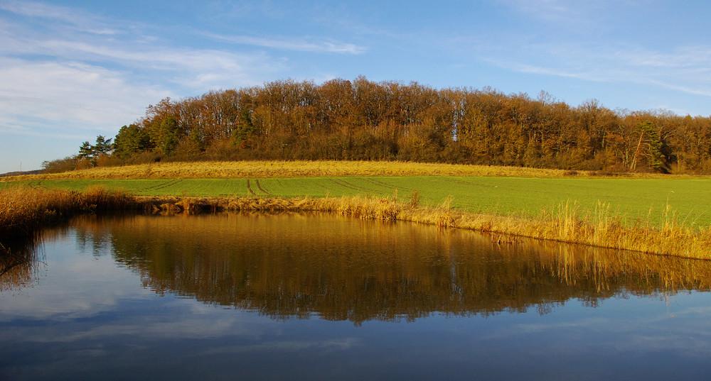 ...strahlender Herbst...