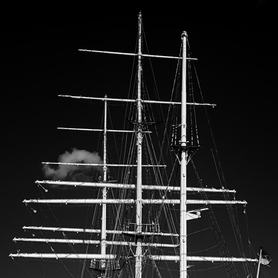 Stralsund, Gorch Fock I