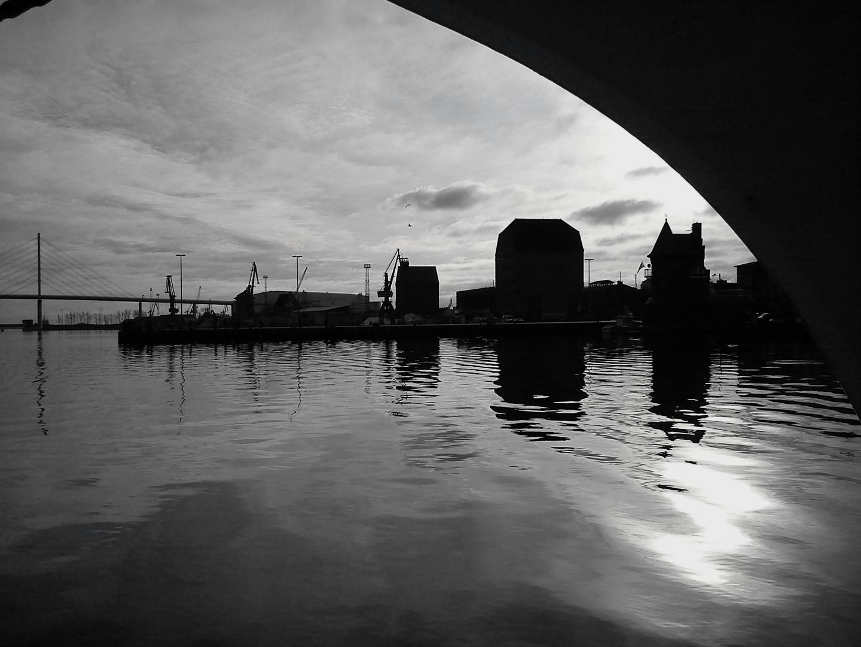 Stralsund Harbour Evening