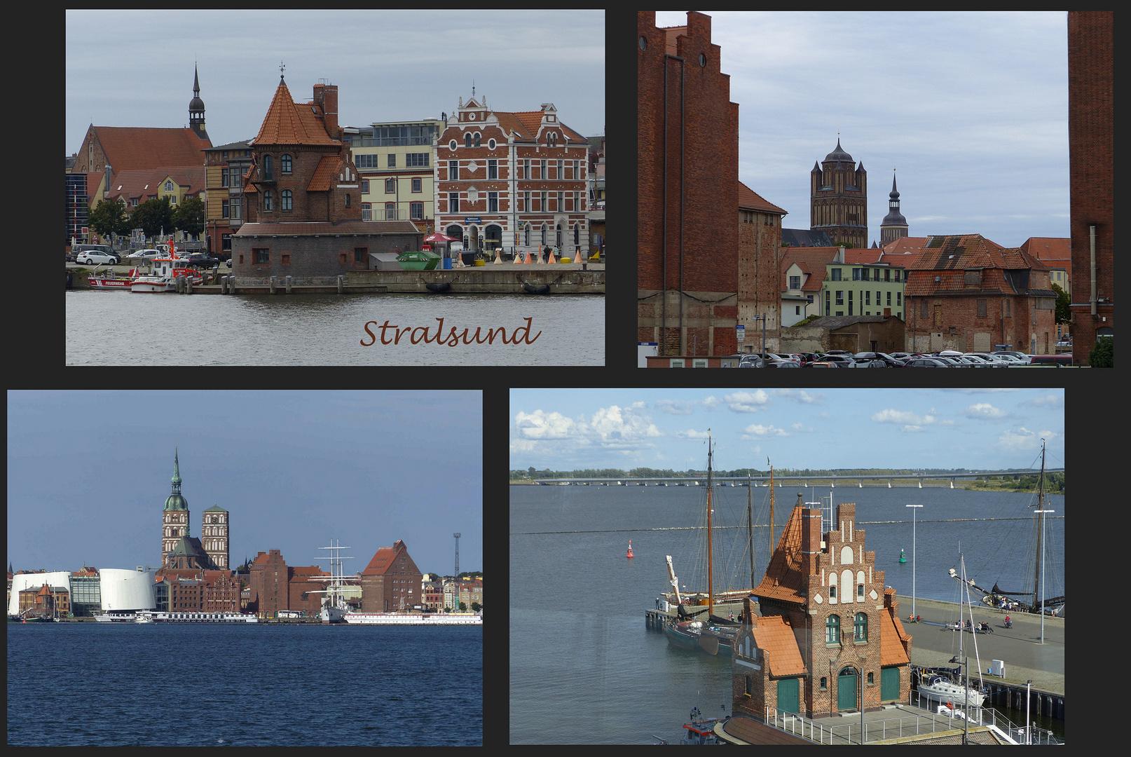 Stralsund Impressionen.