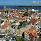 Stralsund von oben