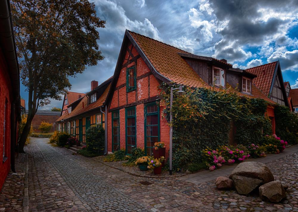 Stralsund...#03 - Klosteranlage