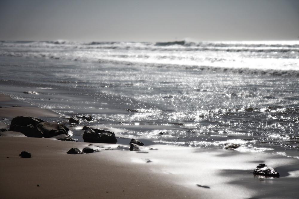 Strand Agadir Marokko