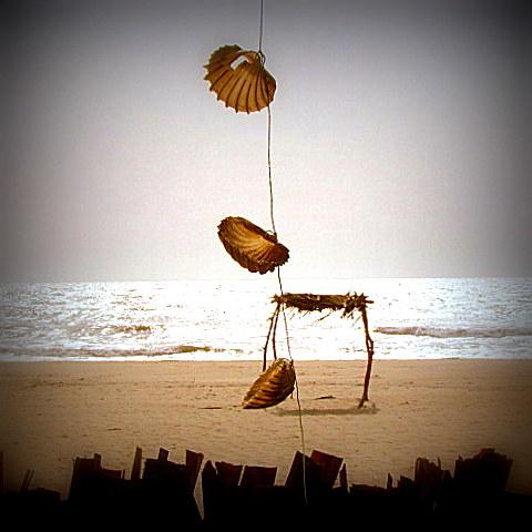 Strand An-und Aussicht....