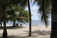 Strand auf Bohol -Philippinen