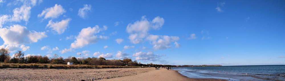 Strand bei Boltenhagen