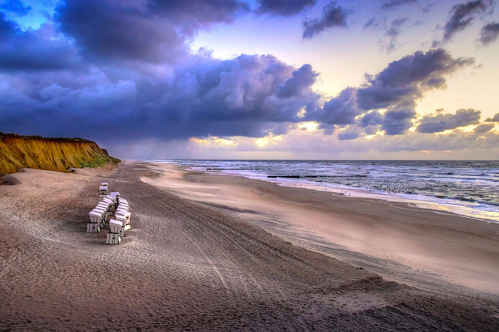Strand bei Kampen