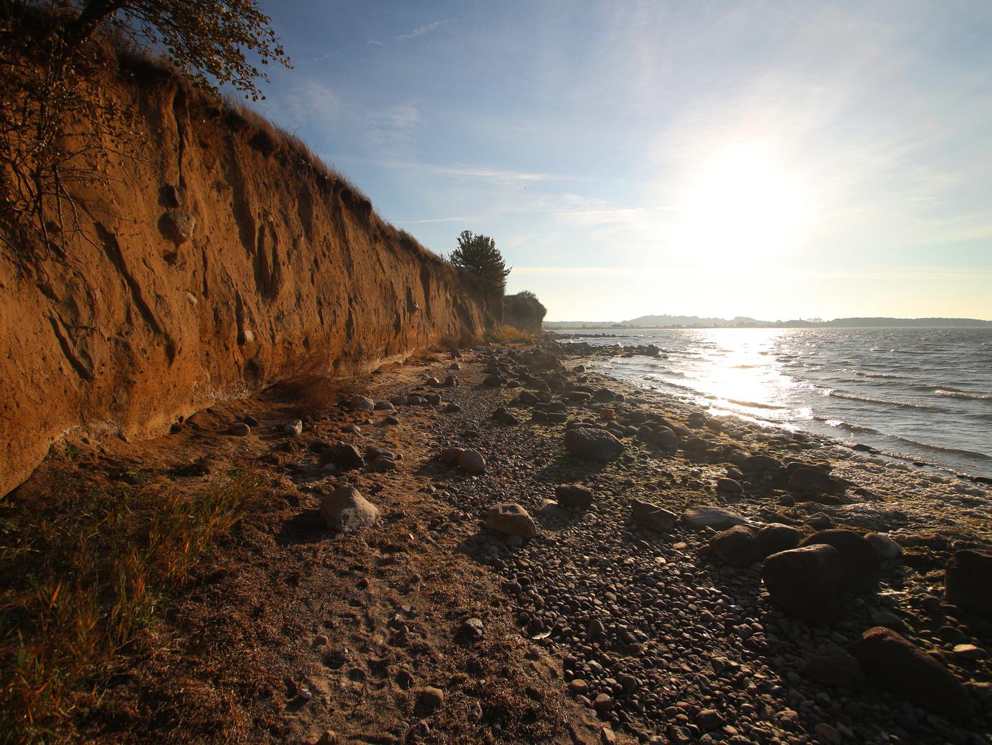Strand bei Klein Zicker