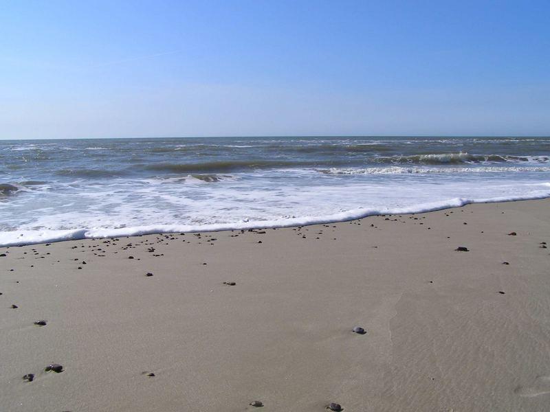 Strand bei Nymindegab +++