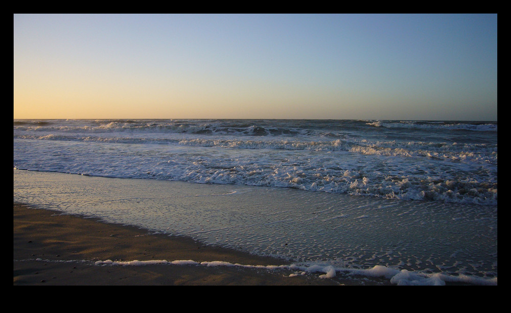 Strand bei Oostkapelle (NL)