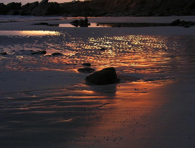 Strand bei Plozevet