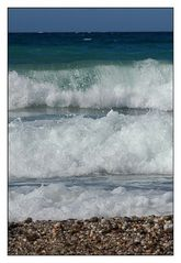 Strand-Details auf Kreta II