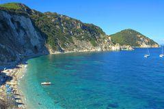 Strand el Paradiso auf Elba (cap Efola)