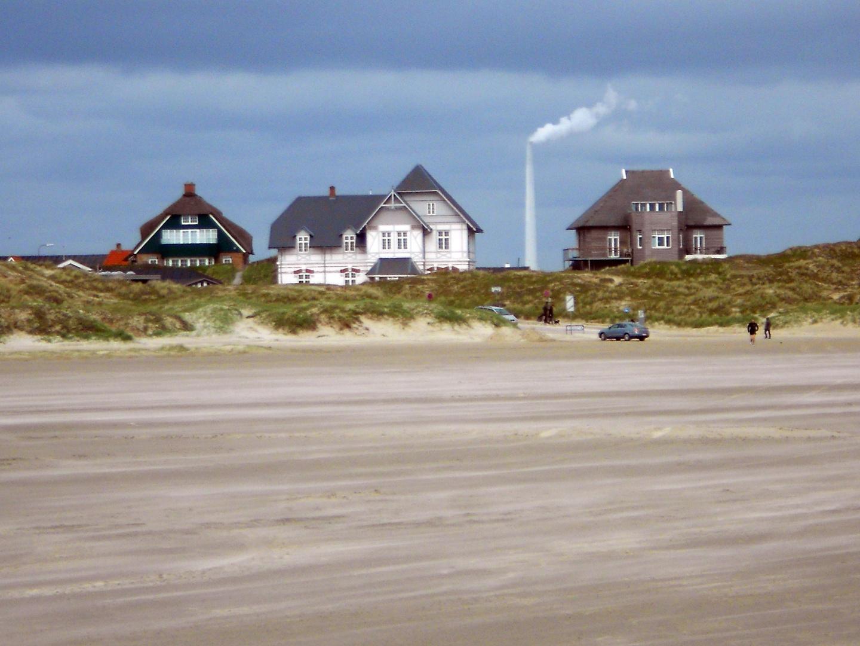 Strand Fanö Dänemark