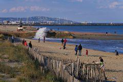 Strand - Gewinnung (2)