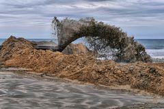 Strand - Gewinnung (3)