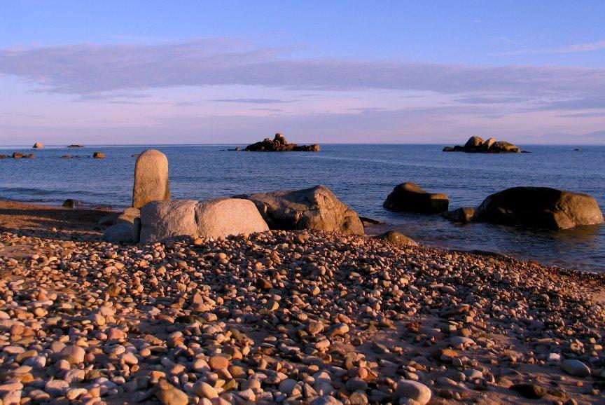 Strand im Norden von Sardinien