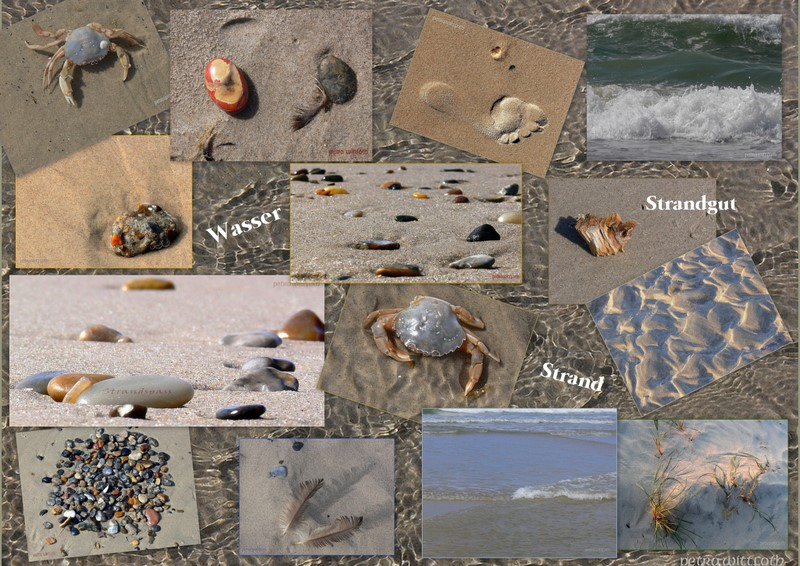 Strand-Impressionen