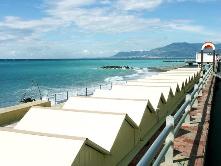 Strand in Bordighera 2