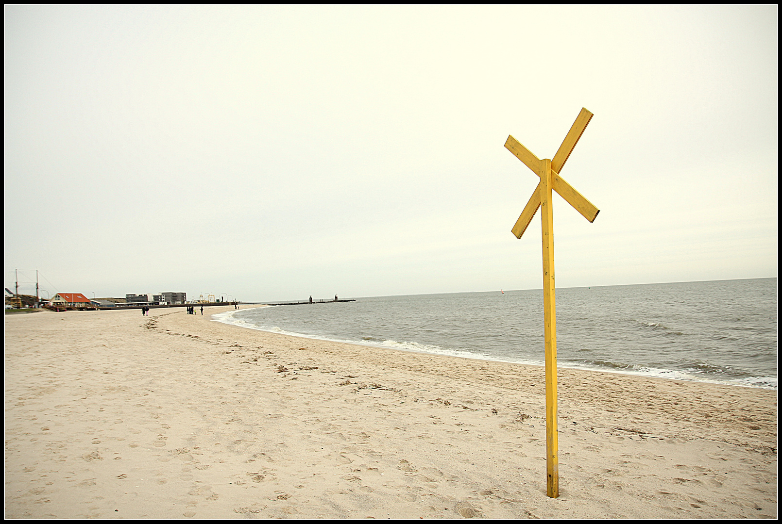 Strand in Hörnum/Sylt