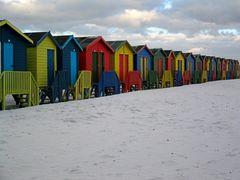 Strand in Muizenberg