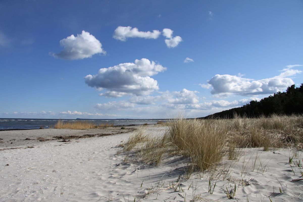 Strand in Peenemünde