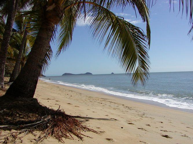 Strand in Queensland, Australien 2