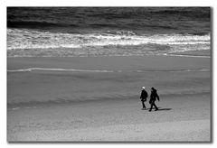 Strand Läufer # 2481