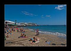 Strand Leben