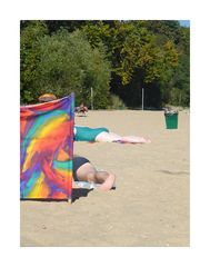Strand - Liegen