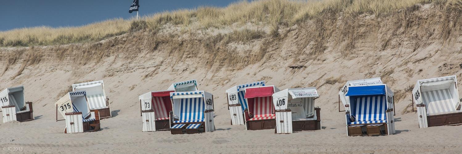"""Strand nahe """"Sansibar"""" auf Sylt"""