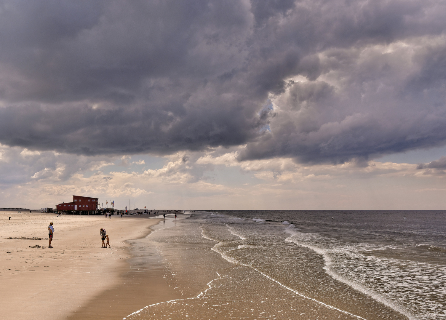 Strand: St. Peter Ording