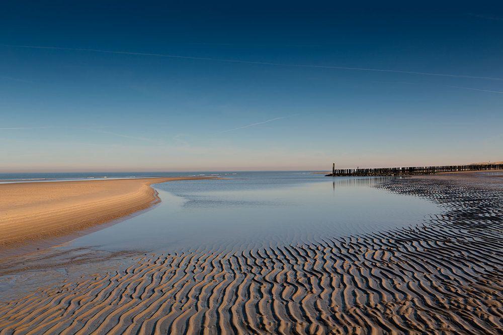 Strand-Stille
