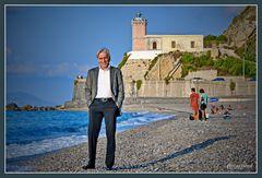 Strand Torrenova , Sizilien