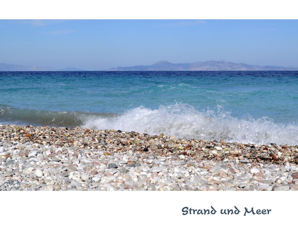 strand und meer foto bild europe greece rhodos bilder auf fotocommunity. Black Bedroom Furniture Sets. Home Design Ideas