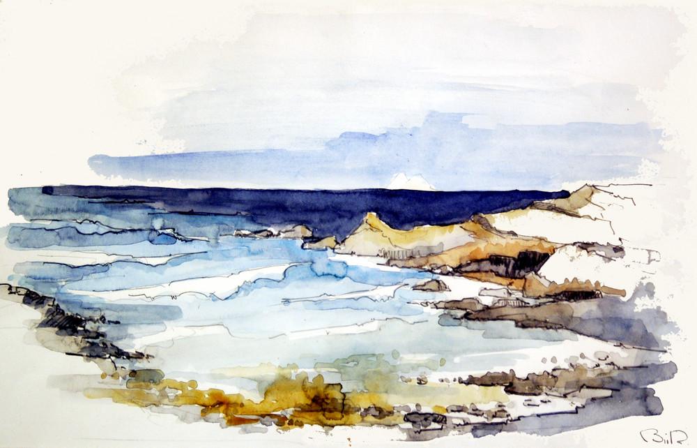 Strand von Arkasa auf Karpathos
