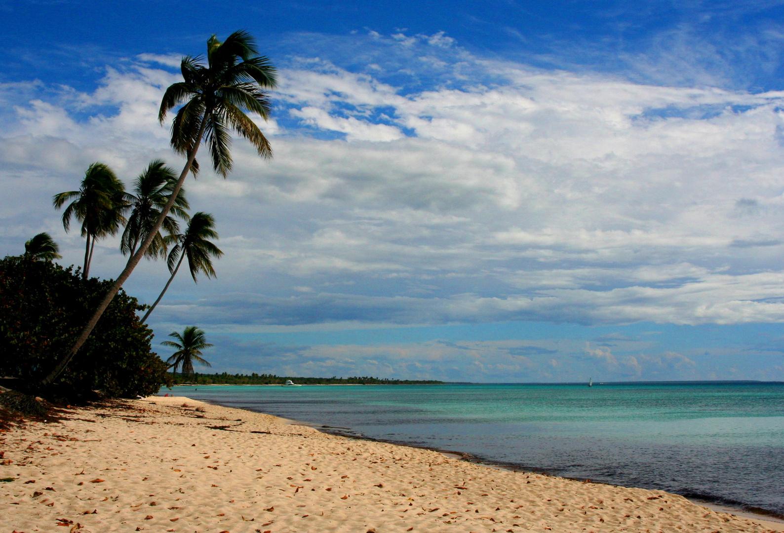 Strand von Bayahibe