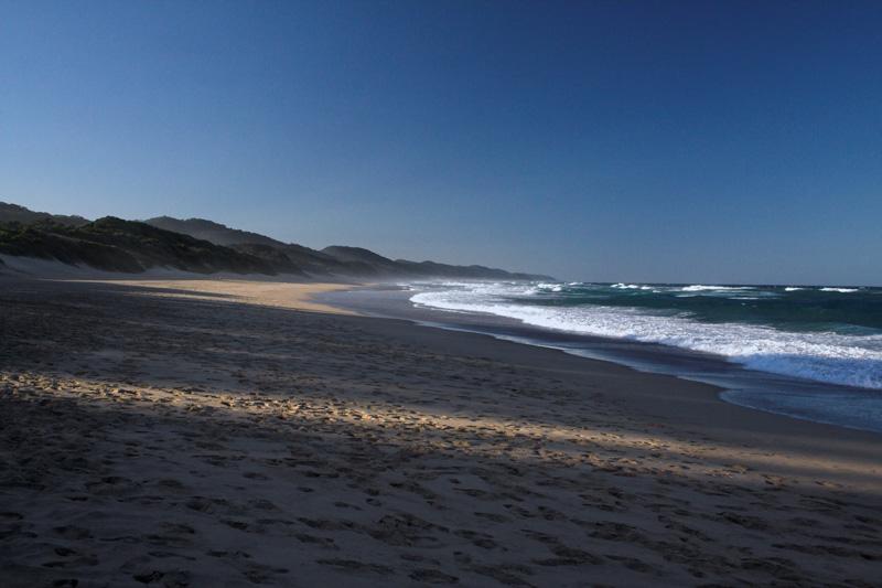 Strand von Cape Vidal