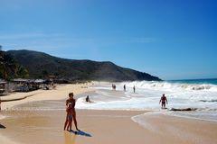 Strand von Isla Magarita ( Aida Ausflug )