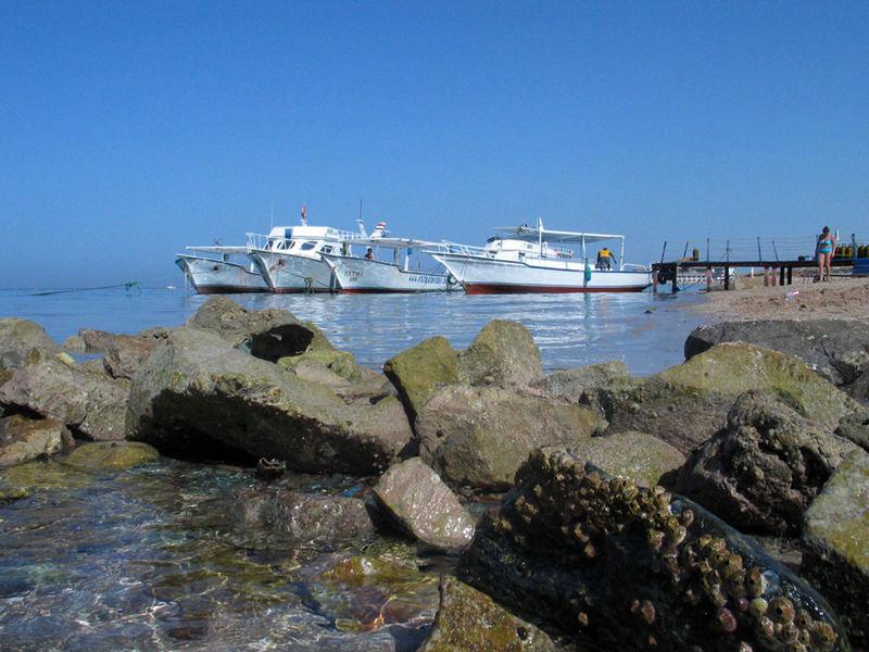 Strand von Makadi Bay