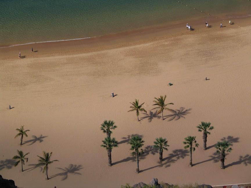 Strand von oben ;-)