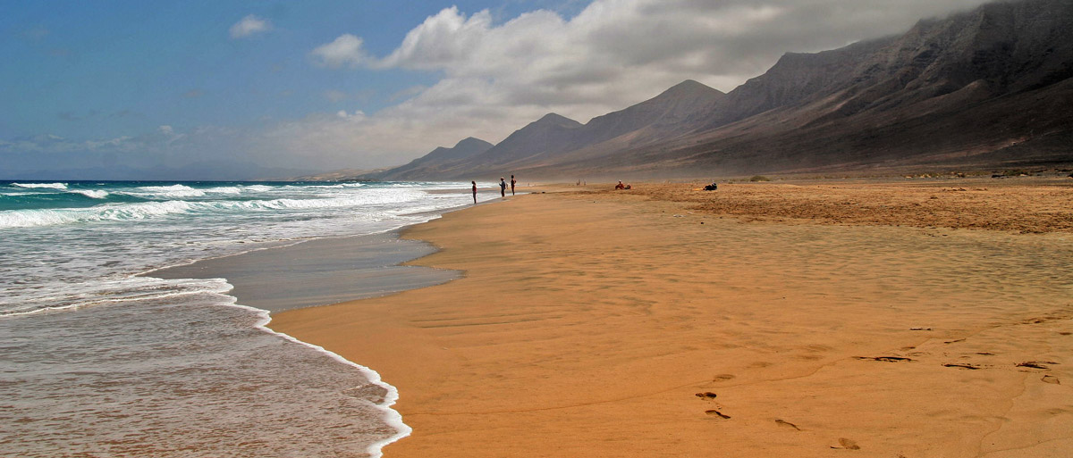 Strand von Playa de Cofete