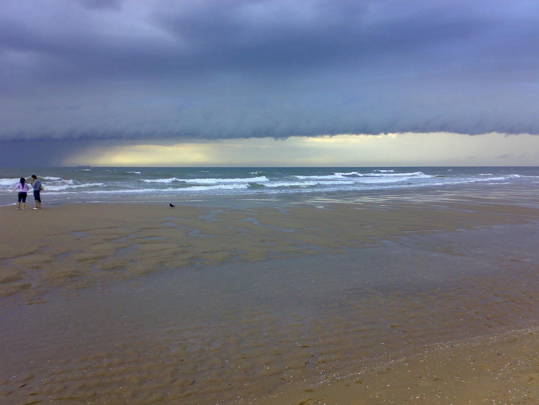 Strand von Scheveningen